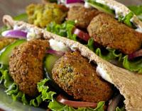 Израильская кухня - фалафели