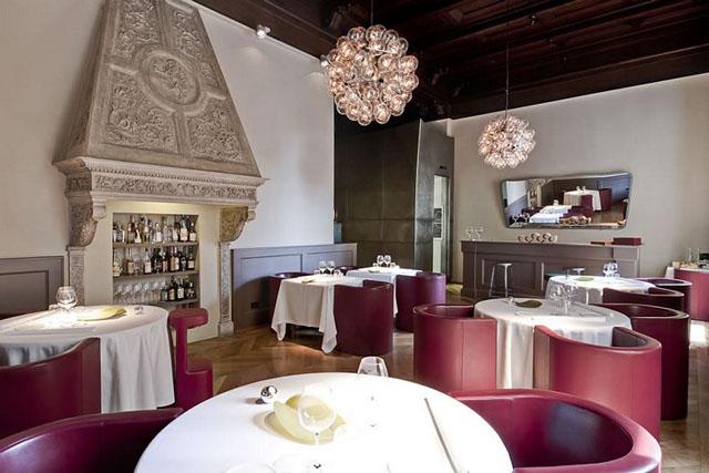 Ресторан Pipero al Rex