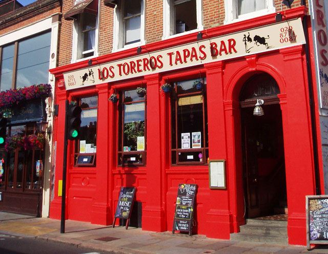 Ресторан Los Toreros